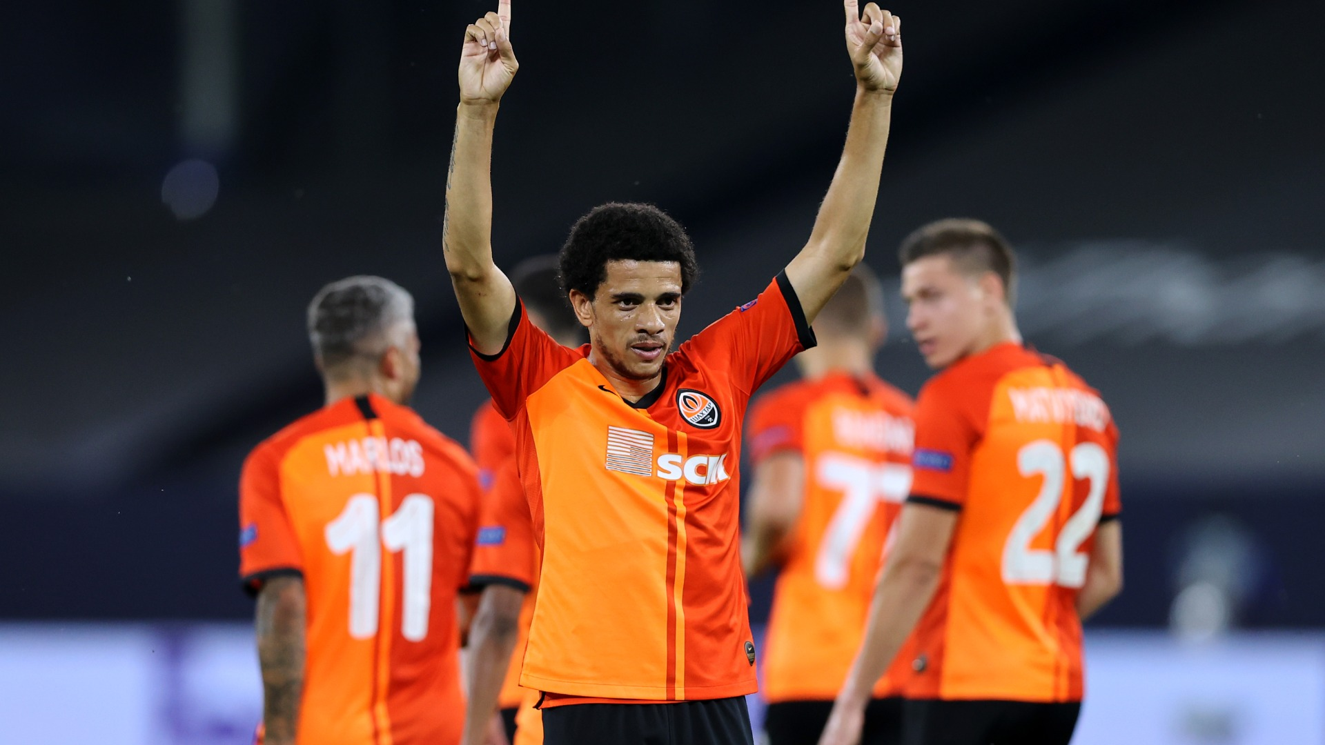 Shakhtar Donetsk 4 Vs 1 Basel (UEFA Europa League) Highlights