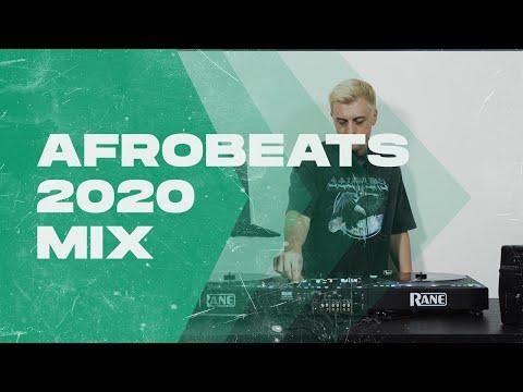 DJames – Afrobeats 2020 Mix