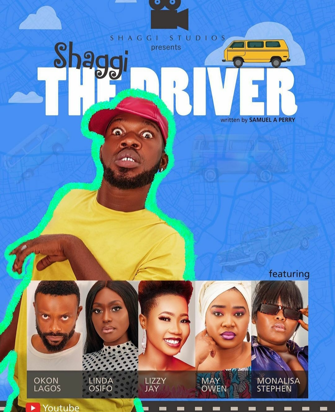 Shaggi The Driver (2020)