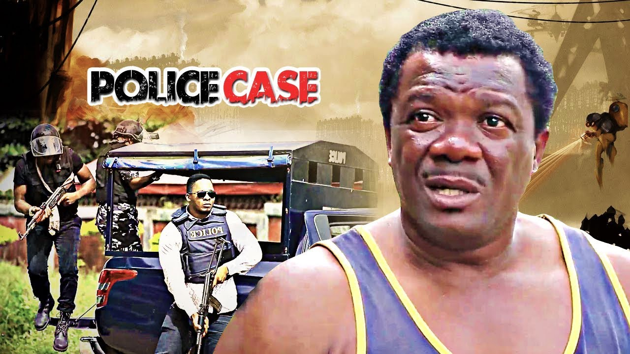 Police Case (Nollywood Movie ft. Kelvin Ikeduba)