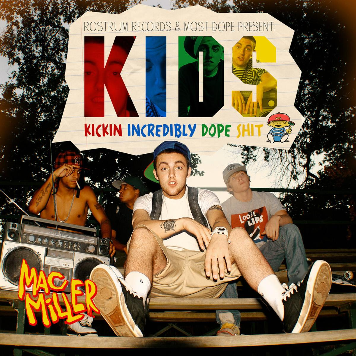 Mac Miller – Back in the Day