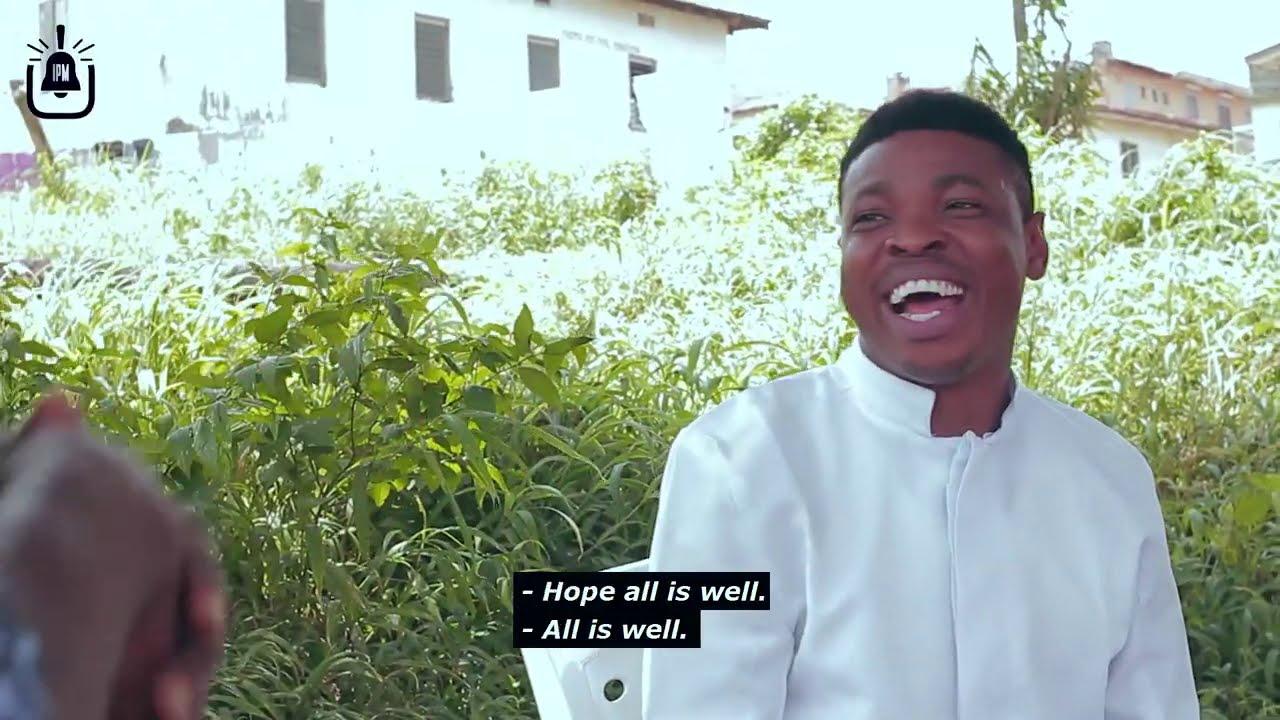 Woli Agba - E.D.D (Comedy Video)