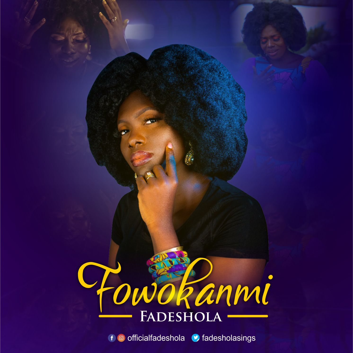 Fadeshola – Fowokanmi (Video)