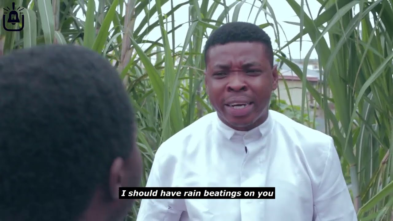 Woli Agba - BRO MARK (Comedy Video)