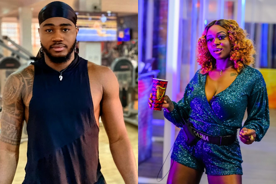 "#BBNaija: ""We Did It And It Is Normal"" – Ka3na Tells Lucy And Dora About Knacking Praise"