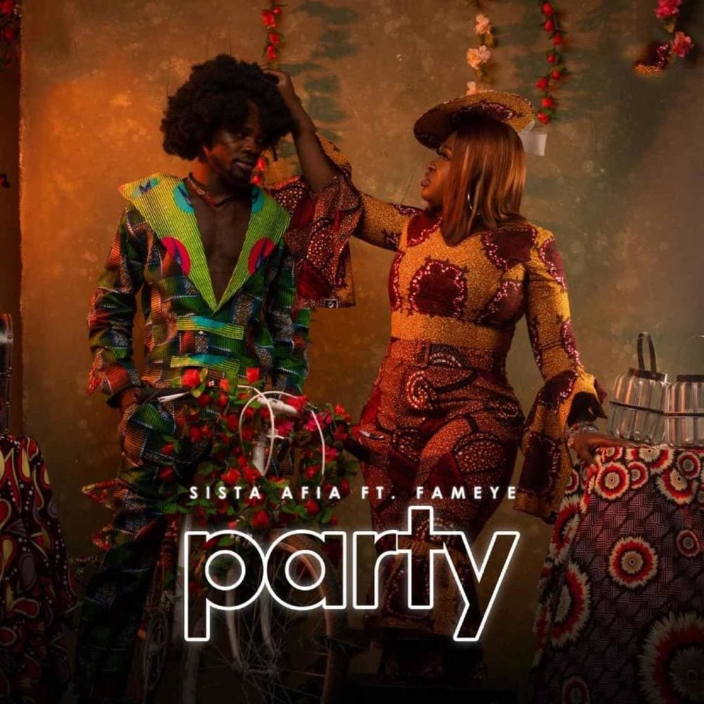 Sista Afia – Party ft. Fameye