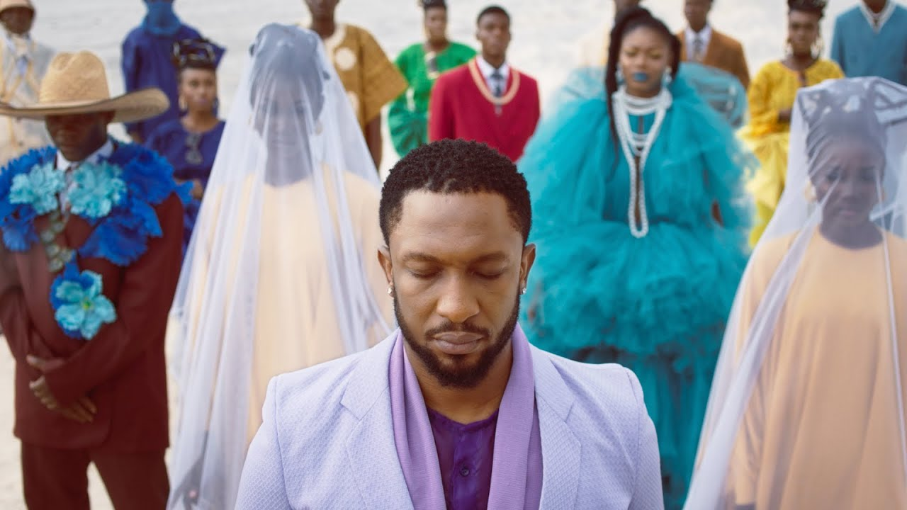 Darey – Jah Guide Me (Video)