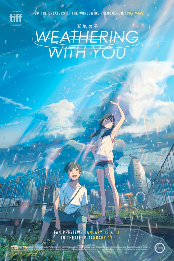 Weathering with You (2019) (Animation)