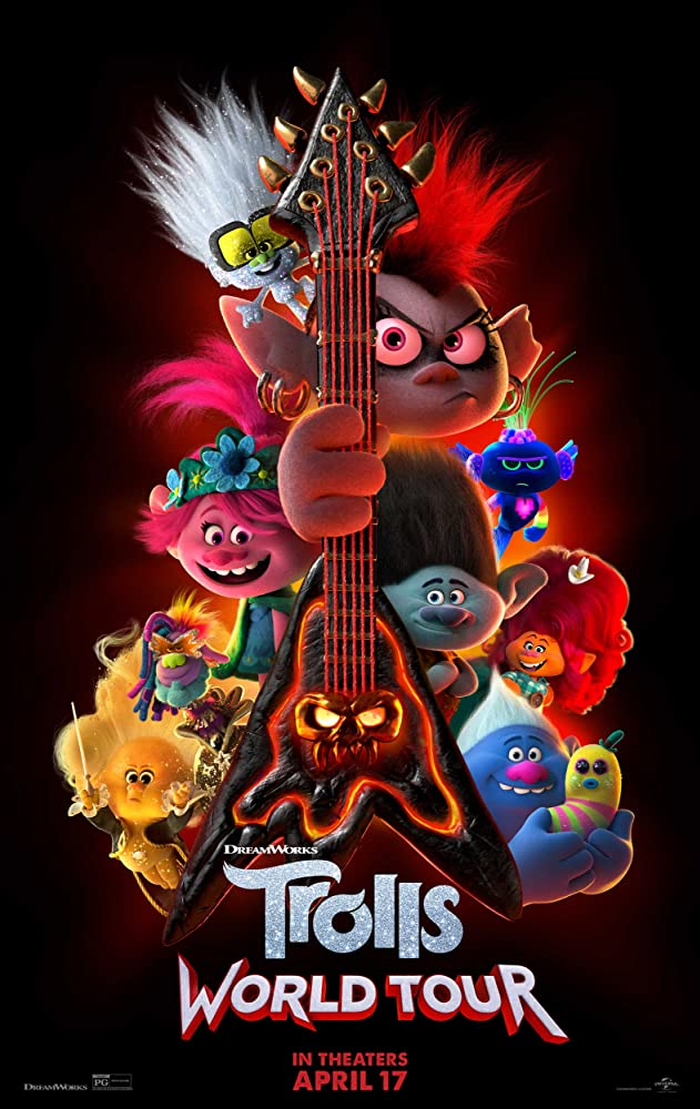 Trolls World Tour (2020) [Movie]