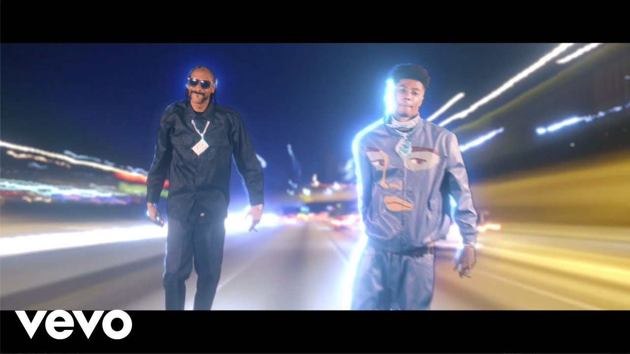 Blueface - Respect My Cryppin ft. Snoop Dogg (Video)