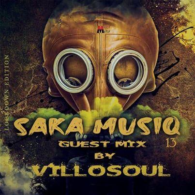 Villosoul – Saka MusiQ Vol.13 (Guest Mix)