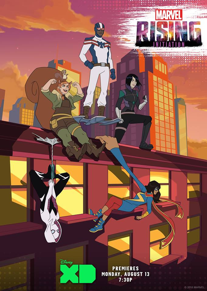 Marvel Rising: Initiation (Animation)