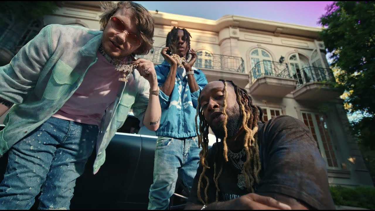 Murda Beatz - Doors Unlocked ft. Ty Dolla $ign & Polo G (Video)