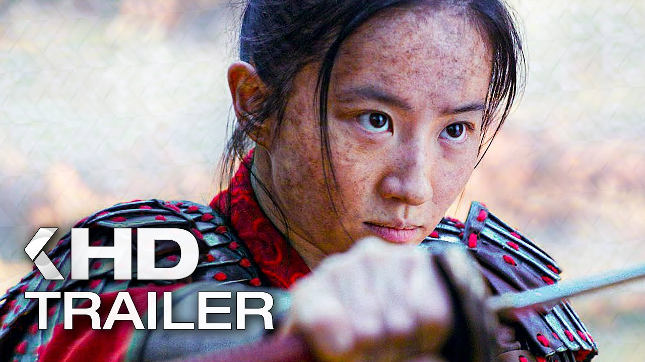 MULAN Final Trailer (2020)