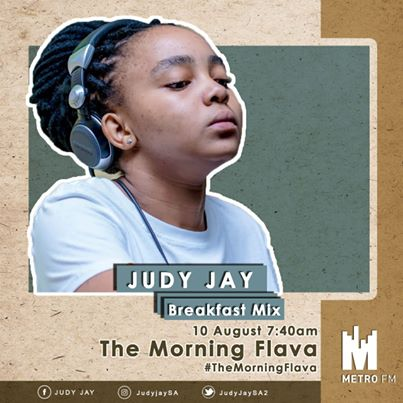 Judy Jay – Breakfast Mix (The Morning Flava)