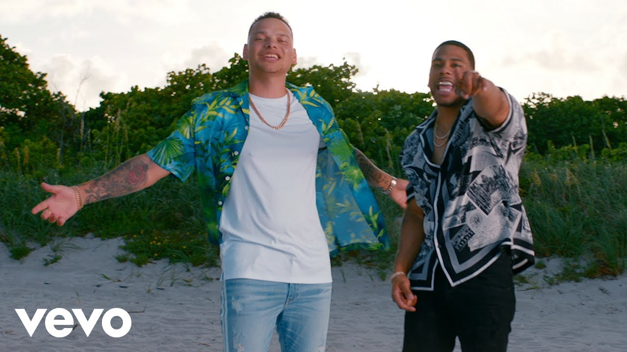 Kane Brown Ft. Nelly - Cool Again (Video)