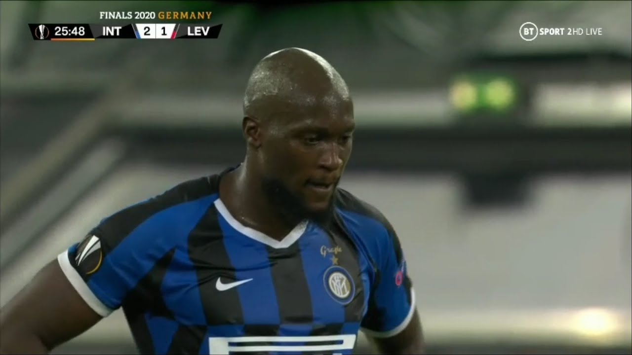 Internazionale 2 Vs 1 Bayer Leverkusen (UEFA Europa League) Highlights