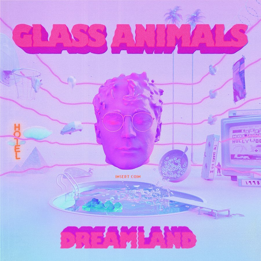 Glass Animals – Space Ghost Coast To Coast