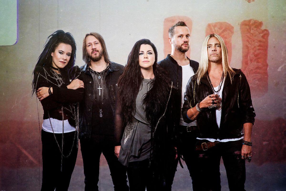Evanescence – Use My Voice