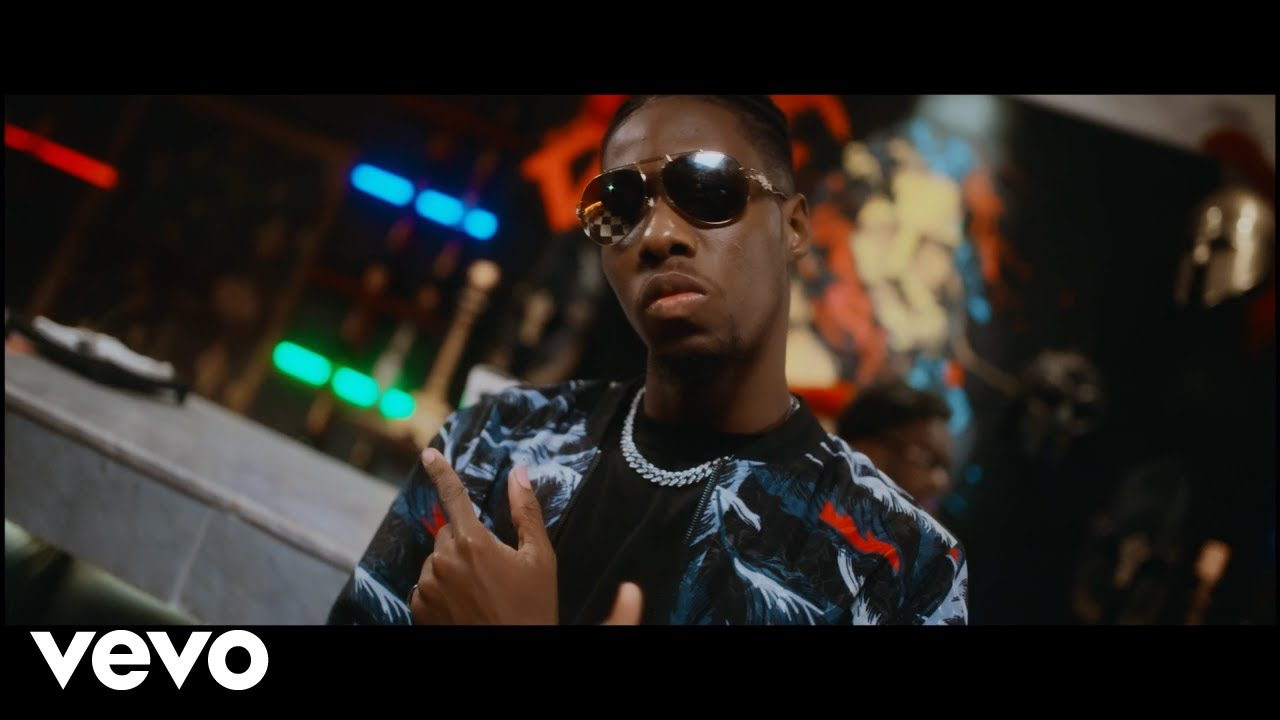 Marvio Ft. Larry Gaaga – Juju Ways  (Video)