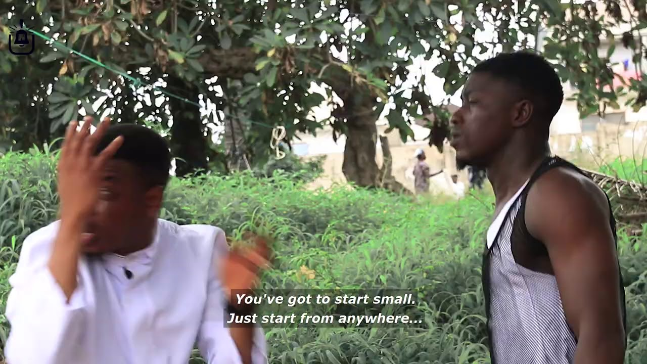 Woli Agba - MEN LIKE DADDY (Comedy Video)