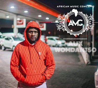 Aux Womdantso – Gqom Fridays Mix Vol.163