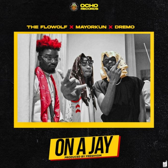 The FlowolF – On A Jay Ft. Mayorkun x Dremo