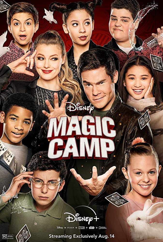 Magic Camp (2020) (720p)